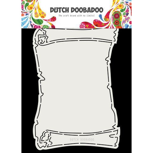 Dutch Doobadoo Card art Fold Schatkaart A5 470.713.718 (06-19)