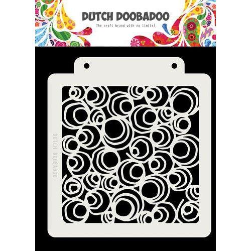 Dutch Doobadoo Dutch Mask Art Doodle Cirkels 163x148mm 470.715.141 (06-19)