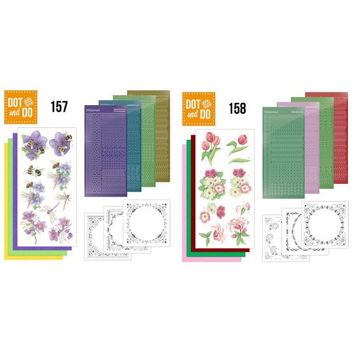 dot and do set 157 158