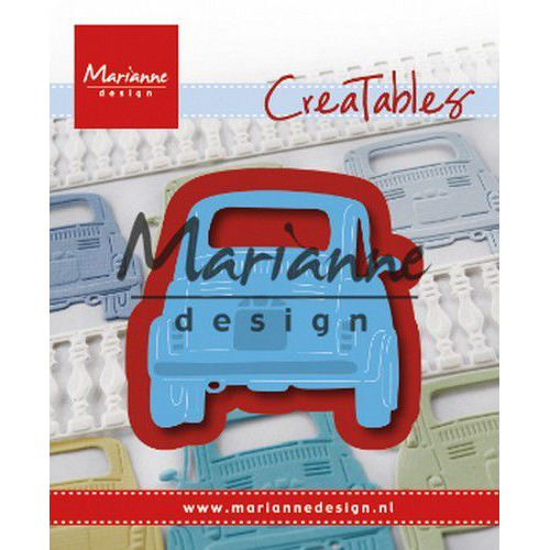 Marianne D Creatable Fiat LR0609 50,5x47,5mm (07-19)