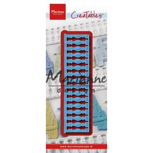Marianne D Creatable Balkon LR0611 130x33mm (07-19)
