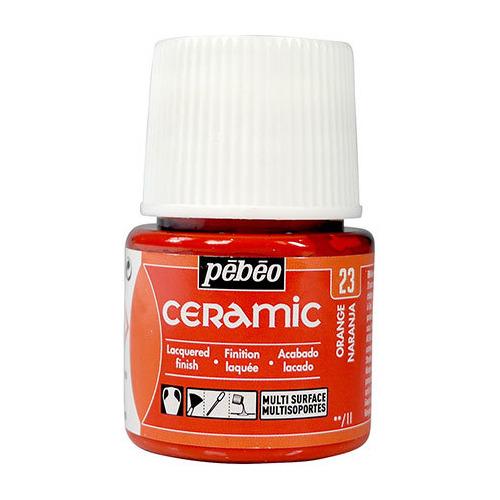 Ceramic Orange