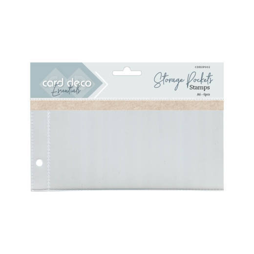 Card Deco Essentials - Stamp Pockets A6