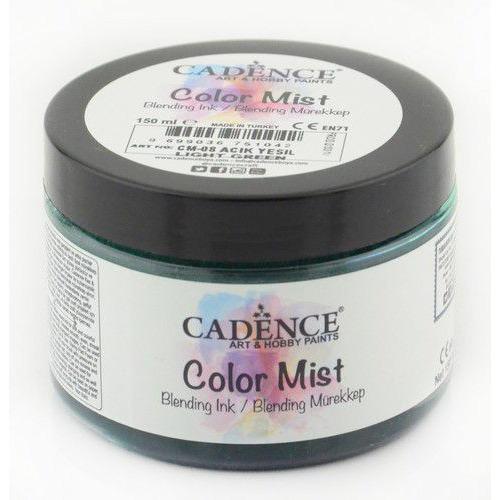 Cadence Color Mist Bending Inkt verf Licht groen 01 073 0008 0150  150 ml