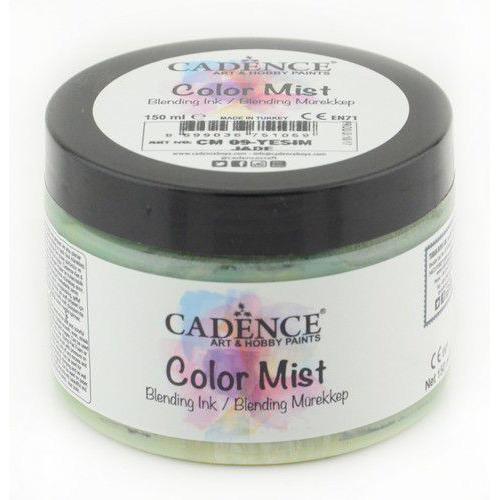 Cadence Color Mist Bending Inkt verf Jade 01 073 0009 0150  150 ml