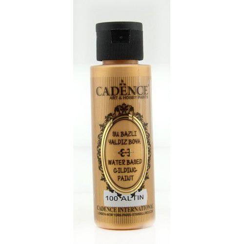 Cadence Gilding Metallic acrylverf Goud 01 035 0100 0070  70 ml