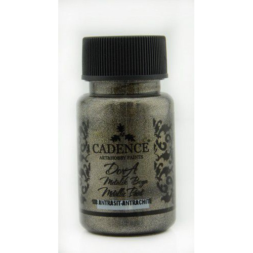 Cadence Dora metallic verf Anthracite 01 011 0138 0050  50 ml