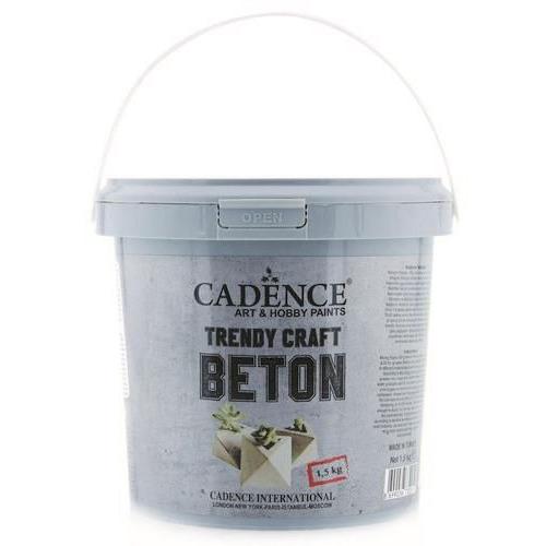 Cadence Trendy Craft Beton 01 028 0001 1500  1,5 kg