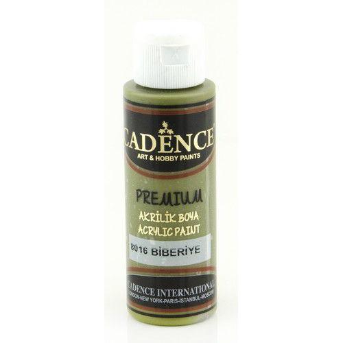 Cadence Premium acrylverf (semi mat) Rosmarijn groen 01 003 8016 0070  70 ml