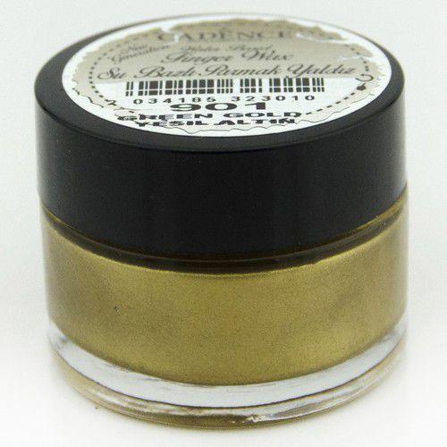 Cadence Water Based vinger Wax Groen goud 01 015 0901 0020  20 ml