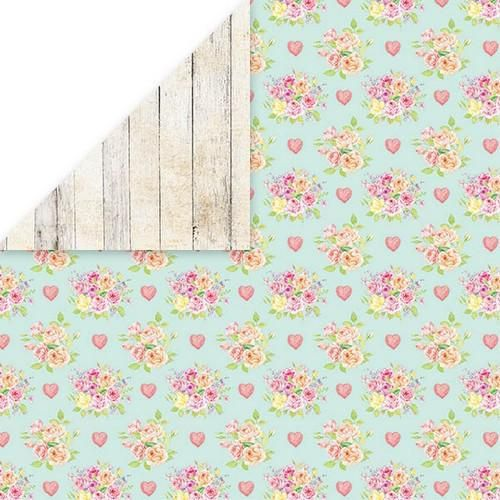 Craft&You Amore Mio single paper 12x12 CP-AM05 10st (06-18)