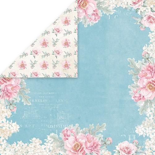 Craft&You Pastel Wedding single paper 12x12 CP-PW03 10st (06-18)