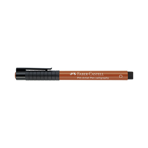 Pitt Artist Pen indian ink color C 188 bloedrood