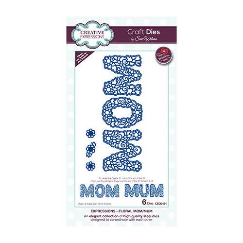 Floral Mom/Mum