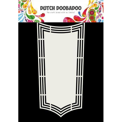 Dutch Doobadoo Dutch Shape Art Schild XL 13x28cm 470.713.178 (07-19)