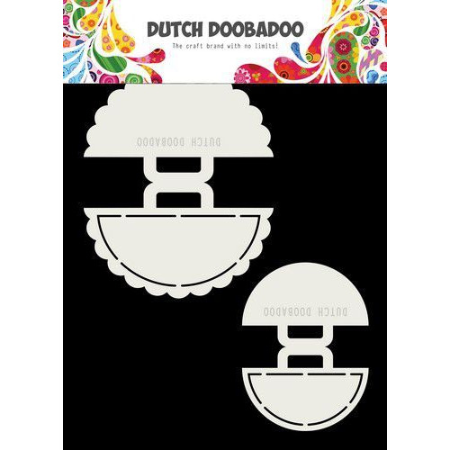 Dutch Doobadoo Card art 2x Strand Tasjes 9x11cm 470.713.720 (07-19) x