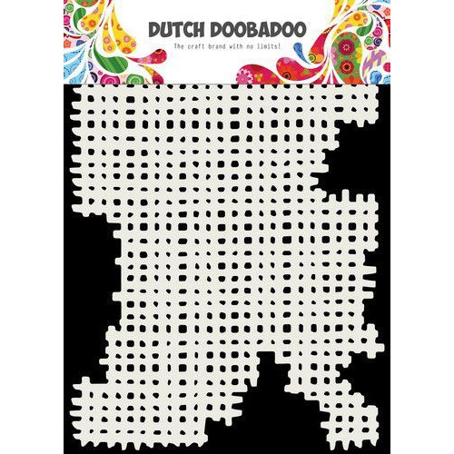 Dutch Doobadoo Dutch Mask Art Linnen A5 470.715.142 (07-19) x