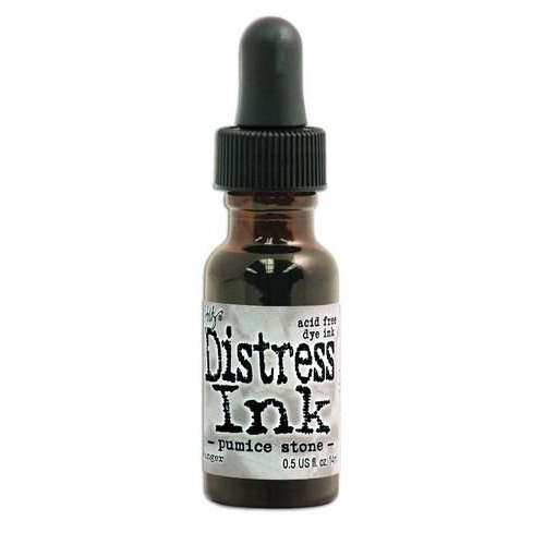 Ranger Distress Re- Inker 14 ml - pumice stone TIM27263 Tim Holtz