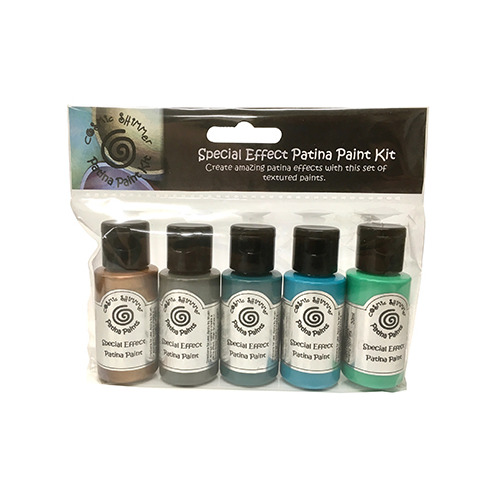 Special paint kits Patina