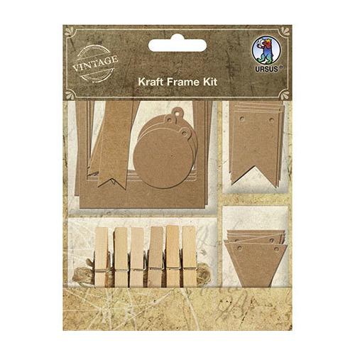 Kraft Frame Kit