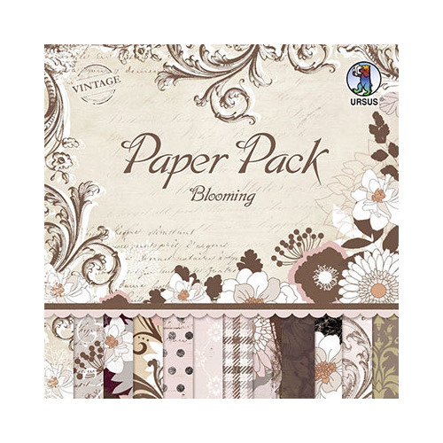 Paper Pack Blooming