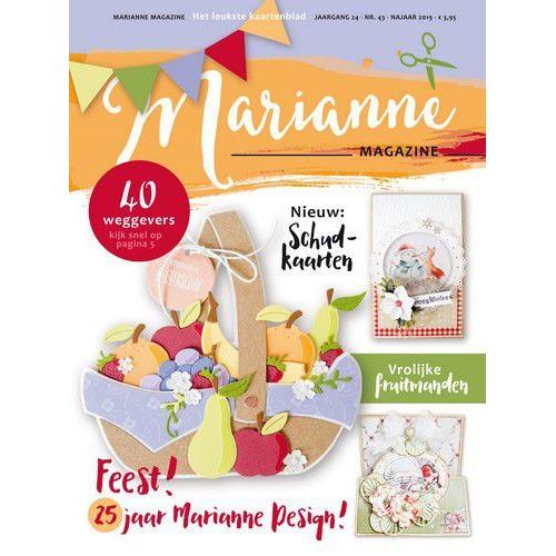 Marianne D Magazine Marianne nr 43 Marianne 43 (08-19)