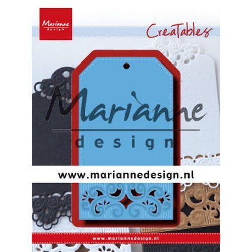 Marianne D Creatable Classic label LR0617 120x160 mm (08-19)