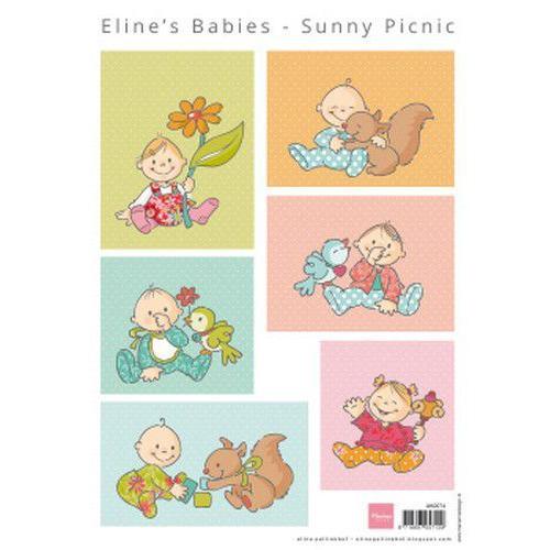 Marianne D Knipvellen Eline's Sunny Picnic AK0074 A4 (08-19)