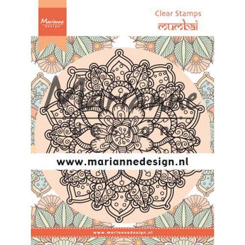 Marianne D Clear Stamps Mandala Mumbai CS1034 120x160 mm (08-19)