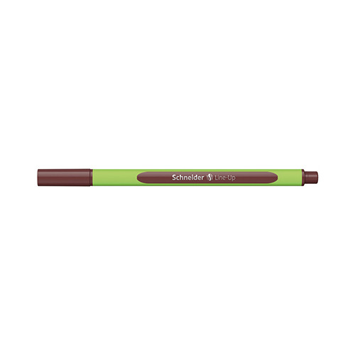 Fineliner Line-Up Topaz-brown