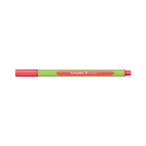 Fineliner Line-Up Neon-red
