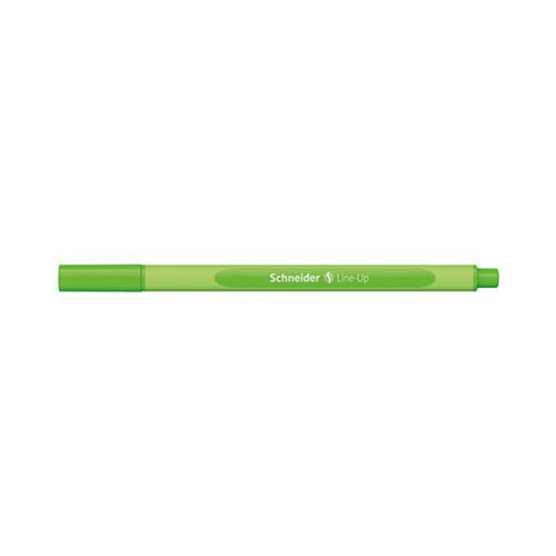 Fineliner Line-Up Neon-green