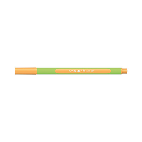 Fineliner Line-Up Neon-orange