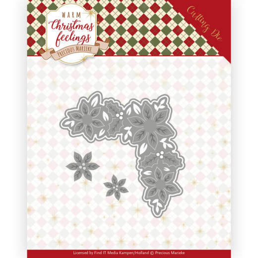 Dies - Precious Marieke - Warm Christmas Feelings - Christmas Corner