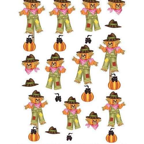 knipvel A4 halloween