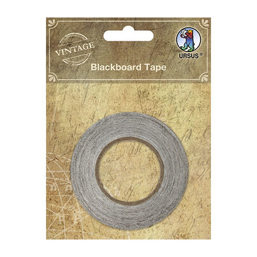 Blackboard Tape, self-adhesive