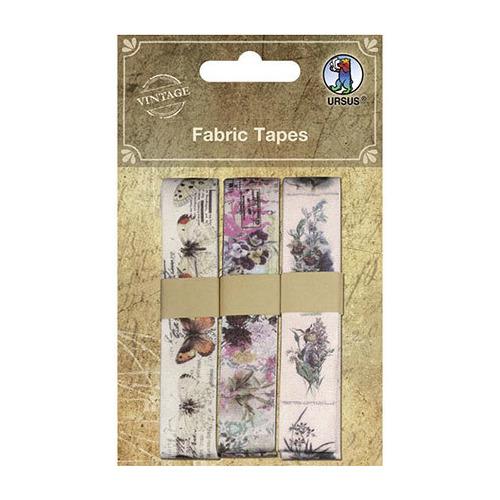 Fabric Tapes, Cloth Ribbon self-adhesive motif 2