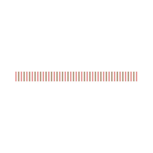 Stripes vertical brown  rosé