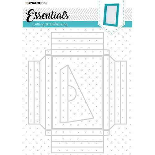 Studio Light Embossing Big Frame Dies Essentials nr.209 STENCILSL209 (08-19)