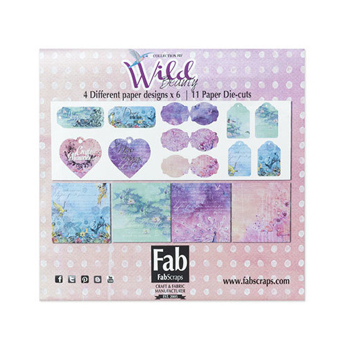 Wild Beauty Card Kit