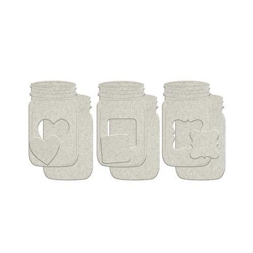 3 x Mason jars
