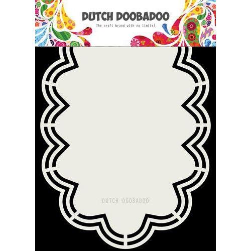 Dutch Doobadoo Dutch Shape Art wolk Amy A5 470.713.180 (08-19)