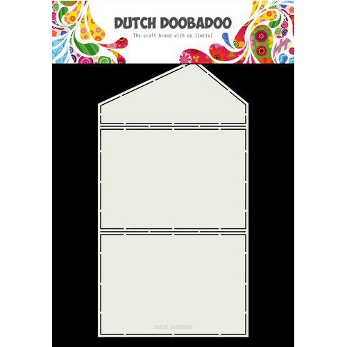 Dutch Doobadoo Dutch Fold Card art Envelop schuin A4 470.713.335 (08-19)