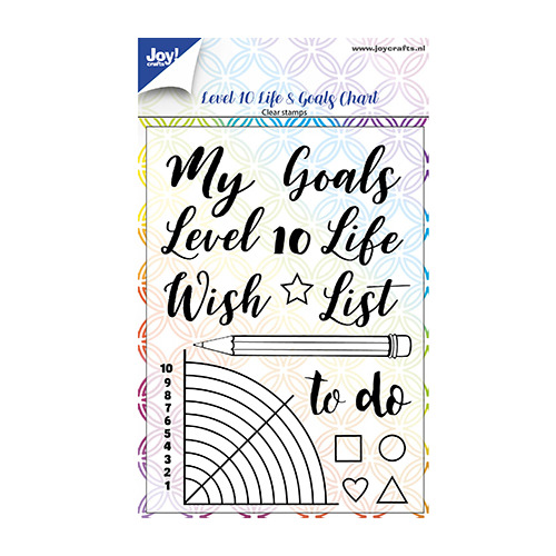 Dayenne - Level 10 Life& Goals Chart