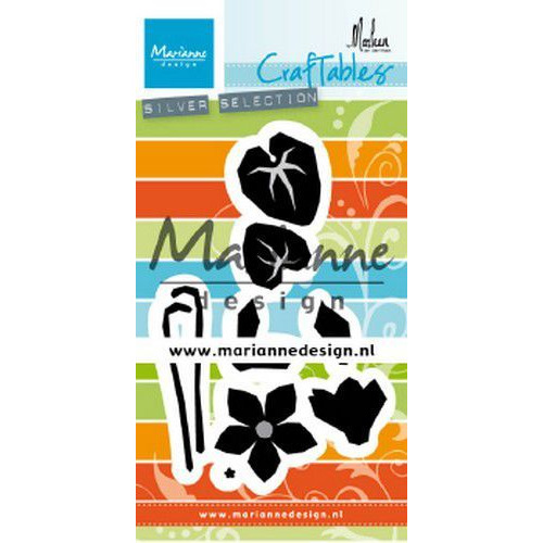 Marianne D Craftable Marleen's cyclamen CR1479 91,5x58 mm (09-19)