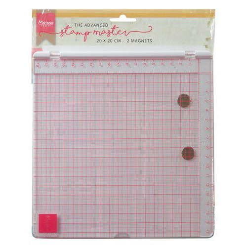 Marianne D Tools The Stamp Master Advanced LR0029 20x20cm (09-19)