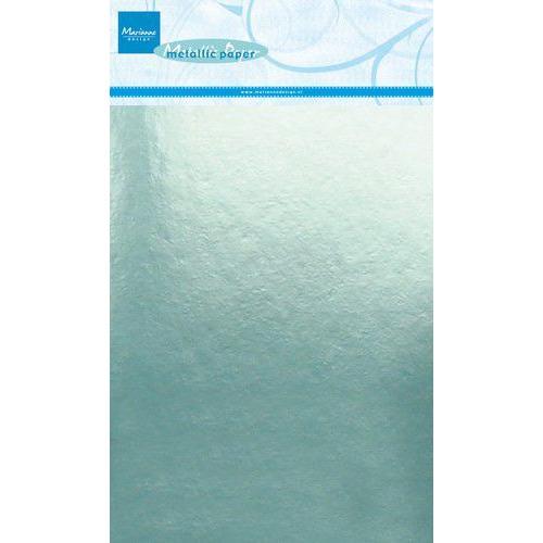 Marianne D Decoratie Metallic papier 5vl - Mint CA3140 A5 (09-19)