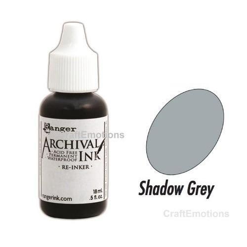 Ranger Archival Reinkers - shadow grey ARR52661