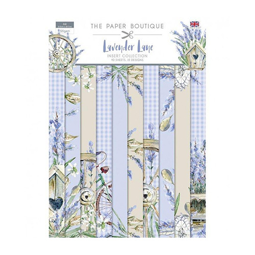 Lavender Lane Insert Collection