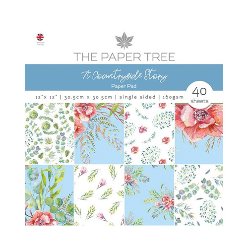 A Countryside Story Paper pad